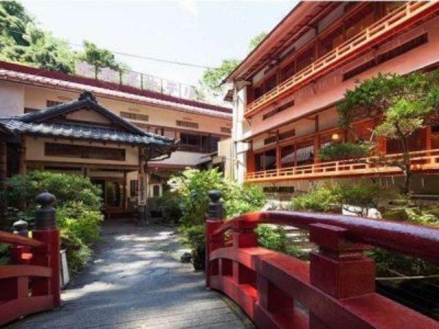 堂ヶ島温泉(神奈川県) 晴遊閣 ...