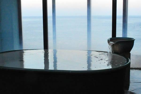 熱海の温泉写真