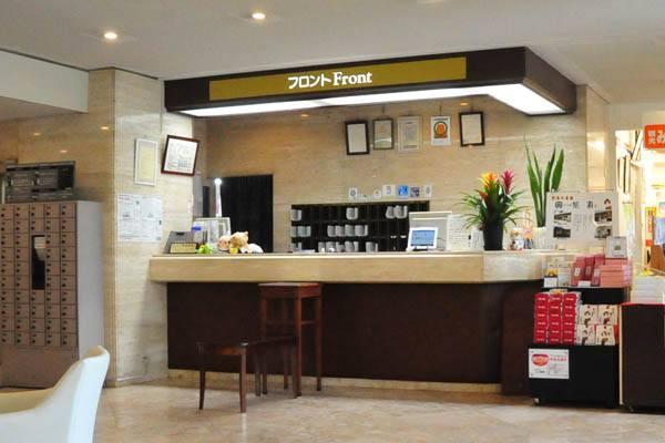 旅館の客室の写真